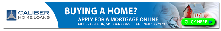 Banner Caliber Home Loans Melissa Gibson Sr. Loan Consultant