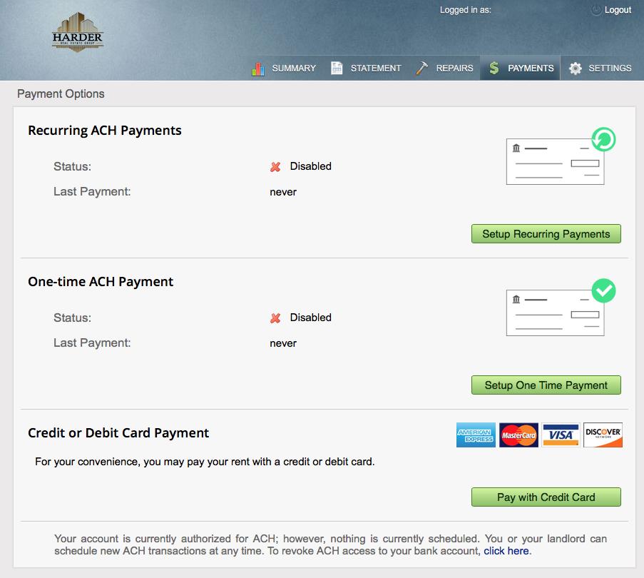 Screenshot Payment