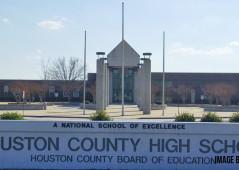 Warner Robins, GA 31088 – Houston County High School