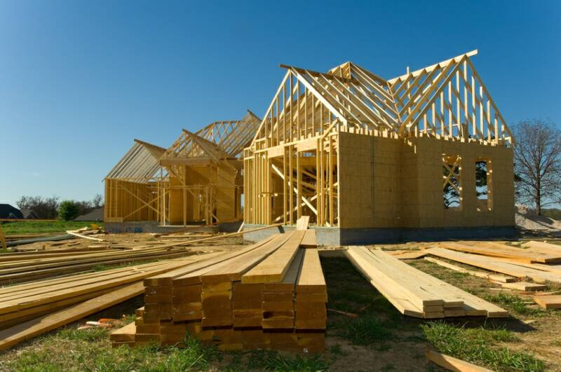 New construction homes listing report harder real Modern home construction